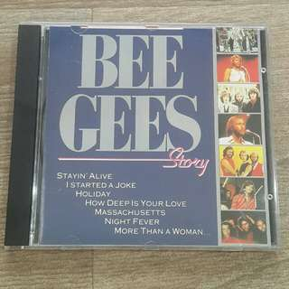CD nostalgic The Bee Gees