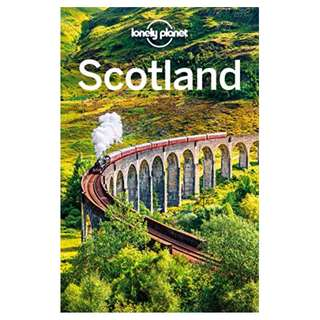 Lonely Planet Scotland (Travel Guide) 9th Edition Apr 2017