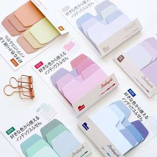Japanese Post-Its/Bookmarks