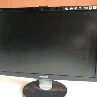 "19"" PHILIPS monitor"