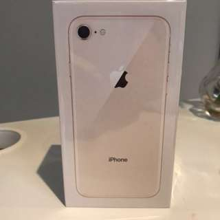 Iphone 8 Gold 256 GB Unlocked