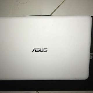 Notebook asus E202/White