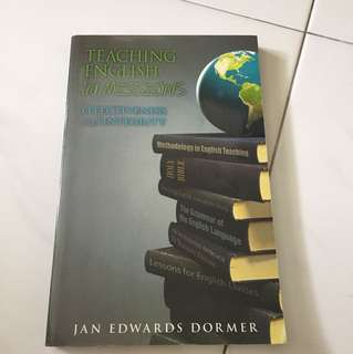 Teaching English in Missions by Jan Edwards Dormer