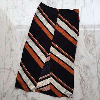 Topshop Split Skirt