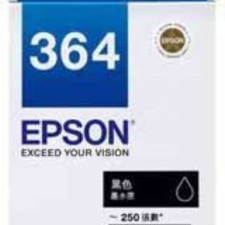 Epson T364  orig ink cartridge 原裝墨盒