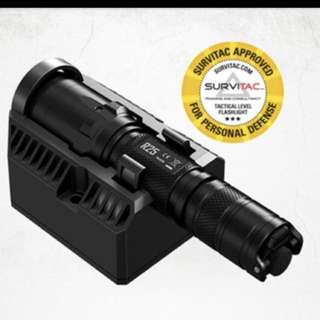 Nitecore R25 Tactical Torch