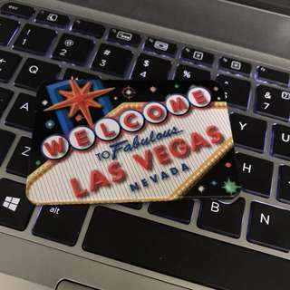 USA magnet- original bought in L.Vegas