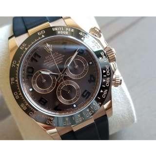 二手 Rolex Daytona CHOCOLATE