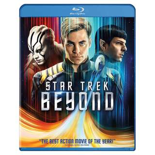 🆕 Star Trek Beyond Blu Ray + DVD