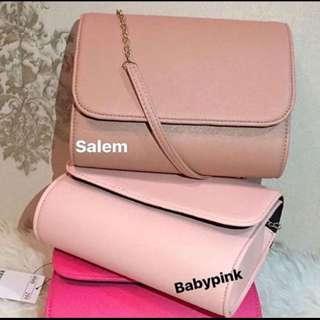 Tas h&m mini clutch slingbag sling bags / tas selempang