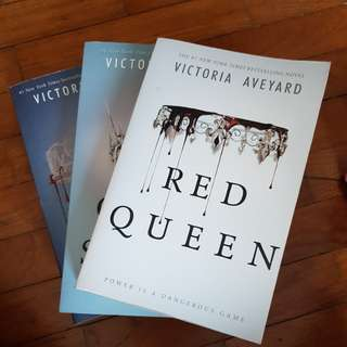 SALE: Red Queen Series