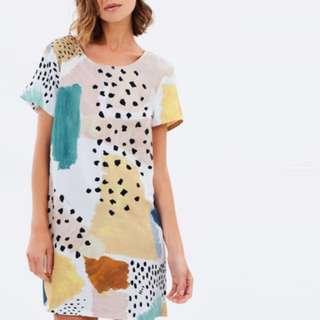 MinkPink Sundowner Tee Dress