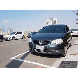 自家售 VW 福斯 POLO Volkswagen 1.4