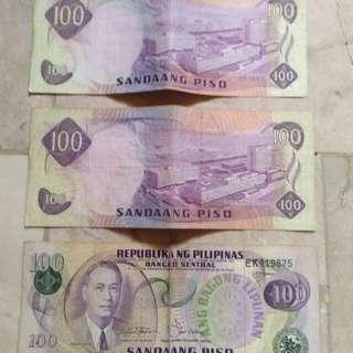 Old philippine bill