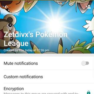 Pokémon WhatsApp Group for my Customers #Blessing