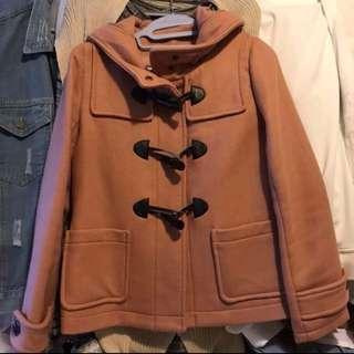 日系女裝牛角褸 外套