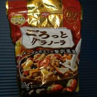 日清水果麥片500g