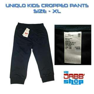 UNIQLO KIDS CROPPED PANTS