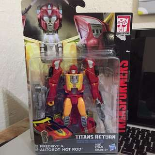 Titans Return Transformers
