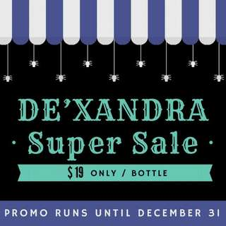 Dexandra super sales