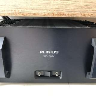 Plinius SA-100 Class A Amp