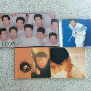 黎明CD 1SET $100,單張$30