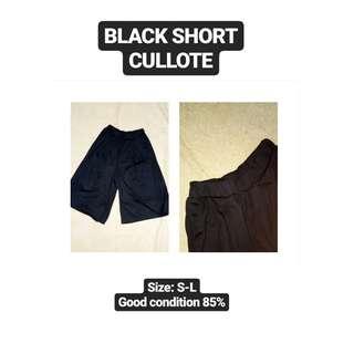 Black Cullote