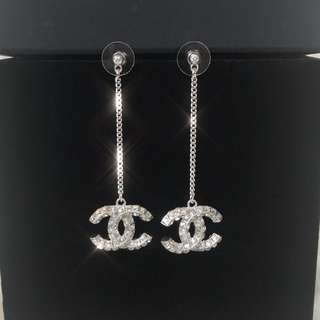 Chanel Classic Earring Gem