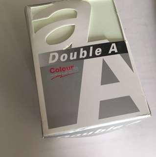 Double A 小memo紙[6cmx8.5cm]