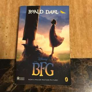 The BFG (Puffin) Roald Dahl