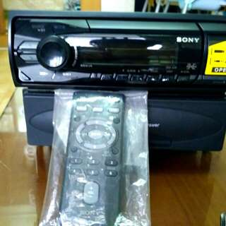 Sony DSX-A30無碟音響主機
