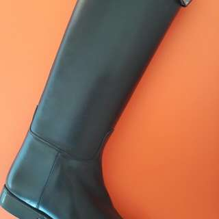 Hermes Kelly Jumping Boots