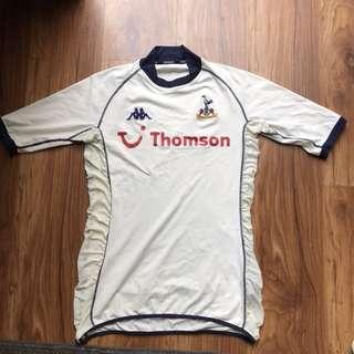 Authentic Tottenham Hotspur kappa jersey jersi Large