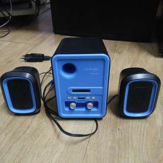 speaker aktive merk advance
