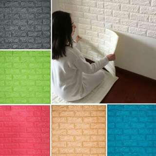 Wallpaper sticker korea harga grosir