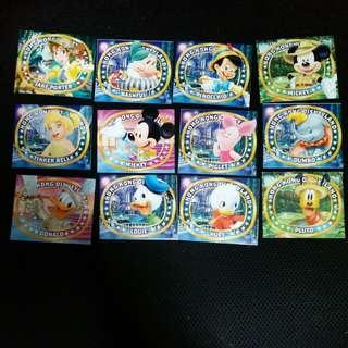 Disney迪士尼MM貼紙