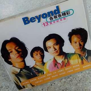 Beyond 13周年纪念版CD