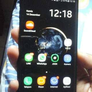 Samsung J5 prime blackmate