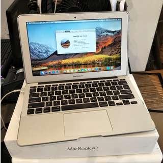 """MacBook Air 11"""" 256GB 2014"""