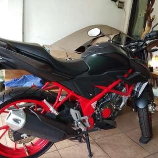 Honda CB 150 STREET FIRE SPECIAL EDITION
