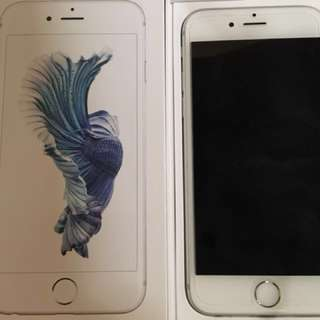 iPhone 6s, Silver, 64GB