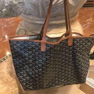 Goyard Bag St Louis Tote Bag