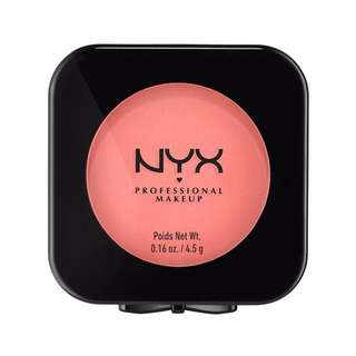 Nyx High Definition Blush Amber 11