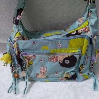 Harajuku Sling bag Blue