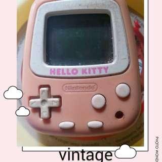 Hello Kitty Tamagotchi Vintage