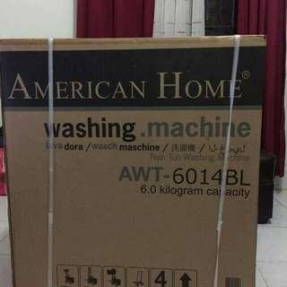 Brandnew Washign Machine