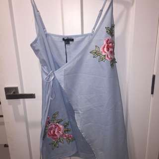 Brand new size 10 wrap dress!