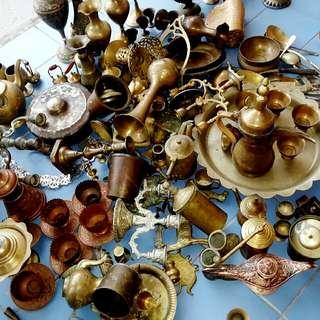 koleksi tembaga