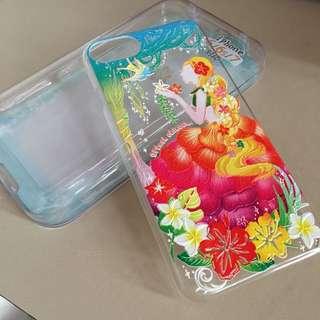 100%new 沖繩彩繪美人魚 iPhone 6/6s/7 case