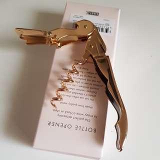 Kikki.k wine bottle opener
